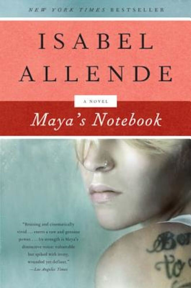 Maya's Notebook, Paperback
