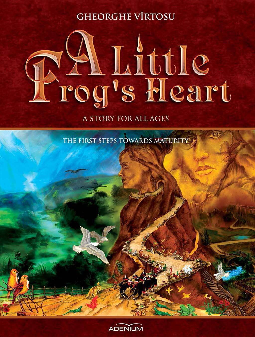 A Little Frog's Heart. Second Volume. The first steps towards maturity (eBook)