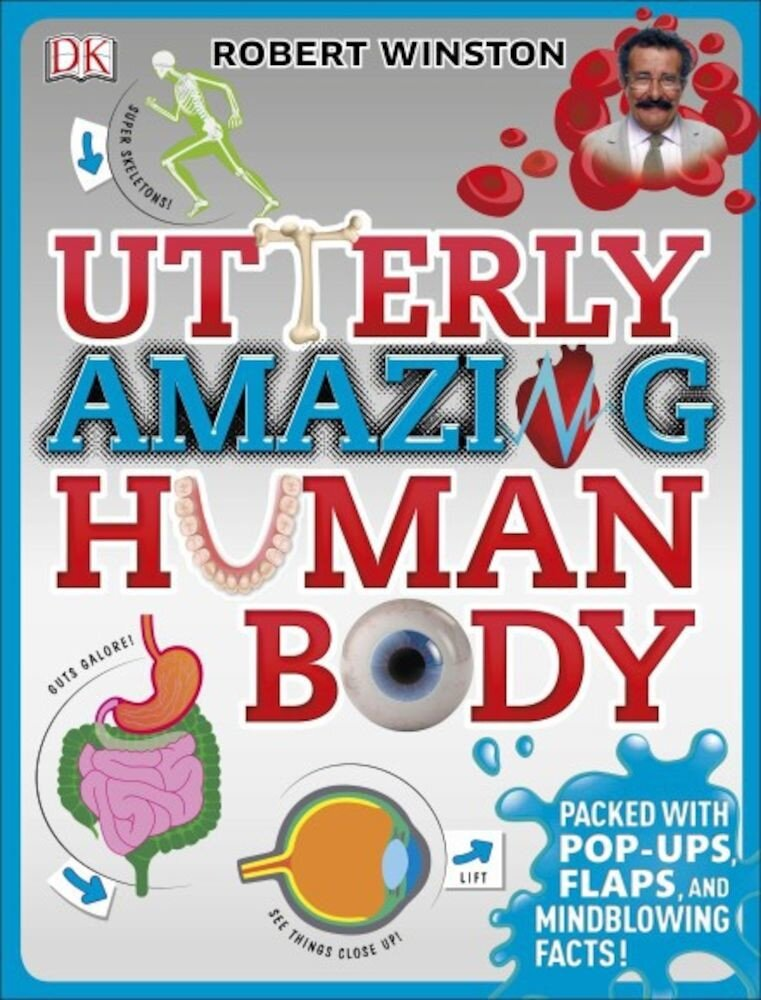 Uttelry amazing human body - English Version