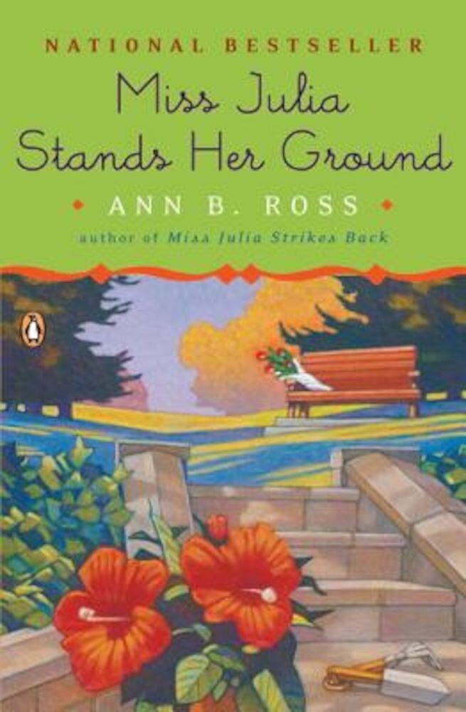Miss Julia Stands Her Ground, Paperback