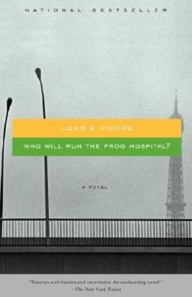 Who Will Run the Frog Hospital, Paperback