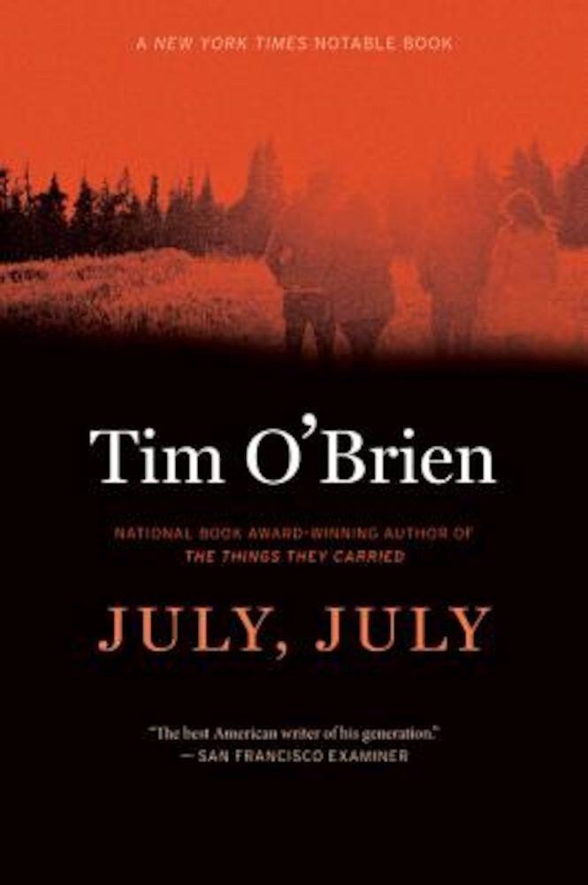 July, July, Paperback
