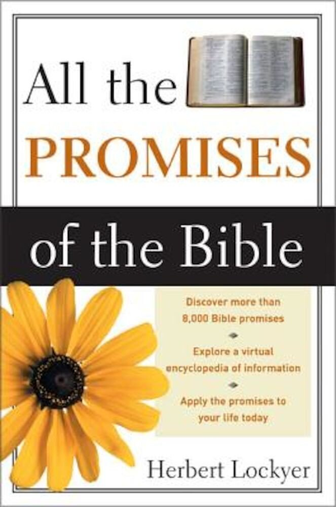 All the Promises of the Bible, Paperback