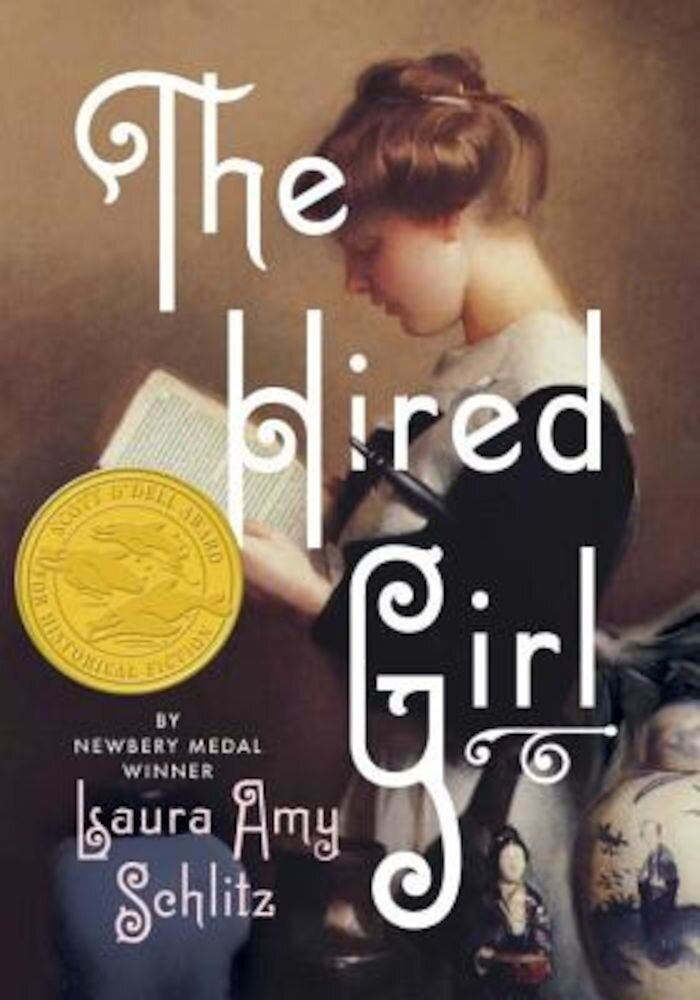 The Hired Girl, Hardcover