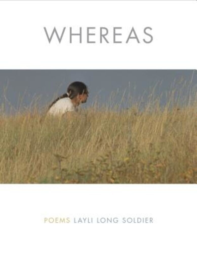 Whereas: Poems, Paperback