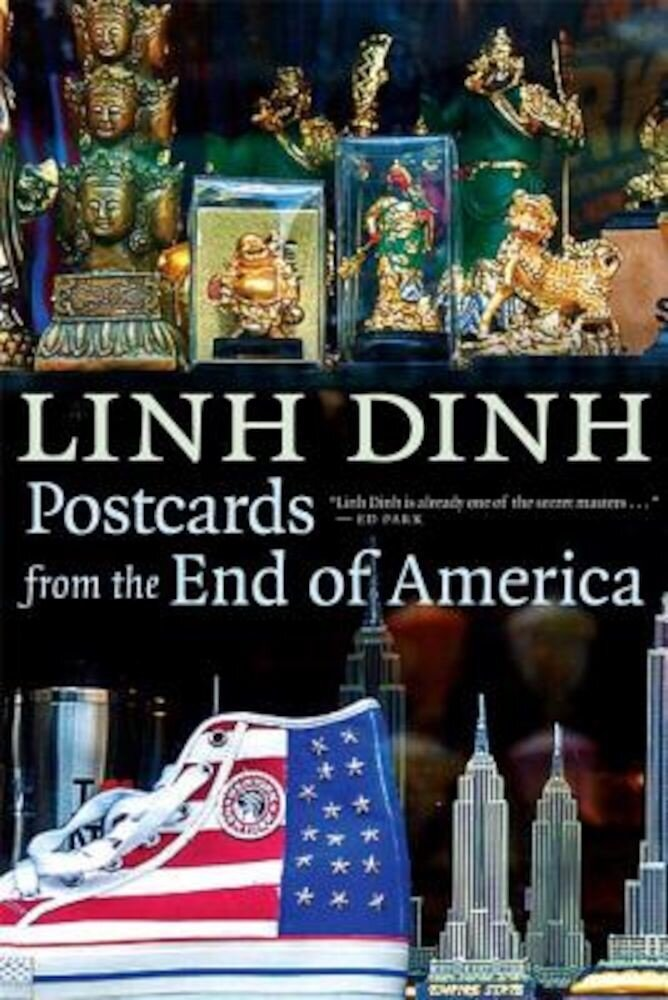 Postcards from the End of America, Paperback
