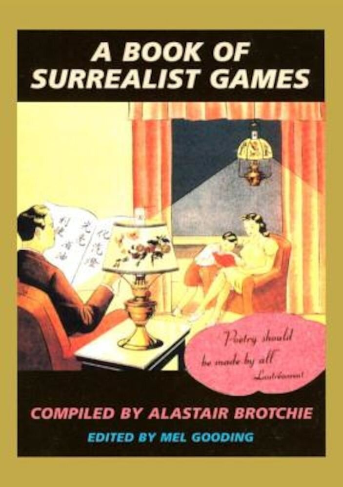 A Book of Surrealist Games, Paperback