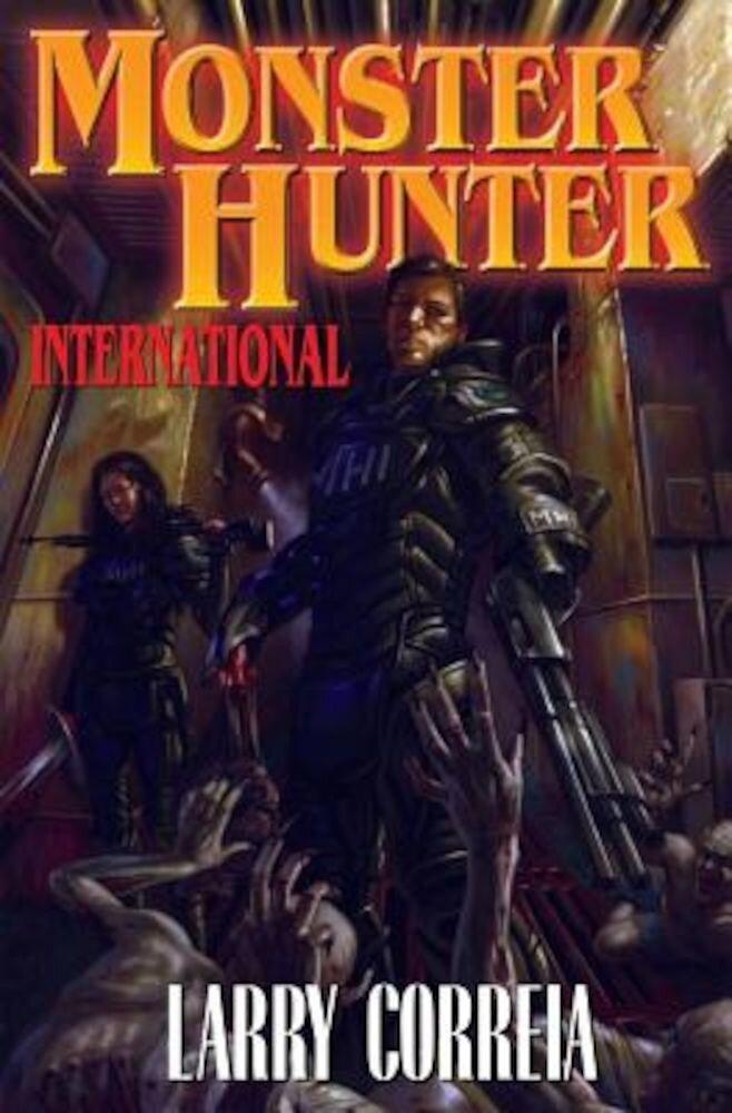Monster Hunter International, Paperback