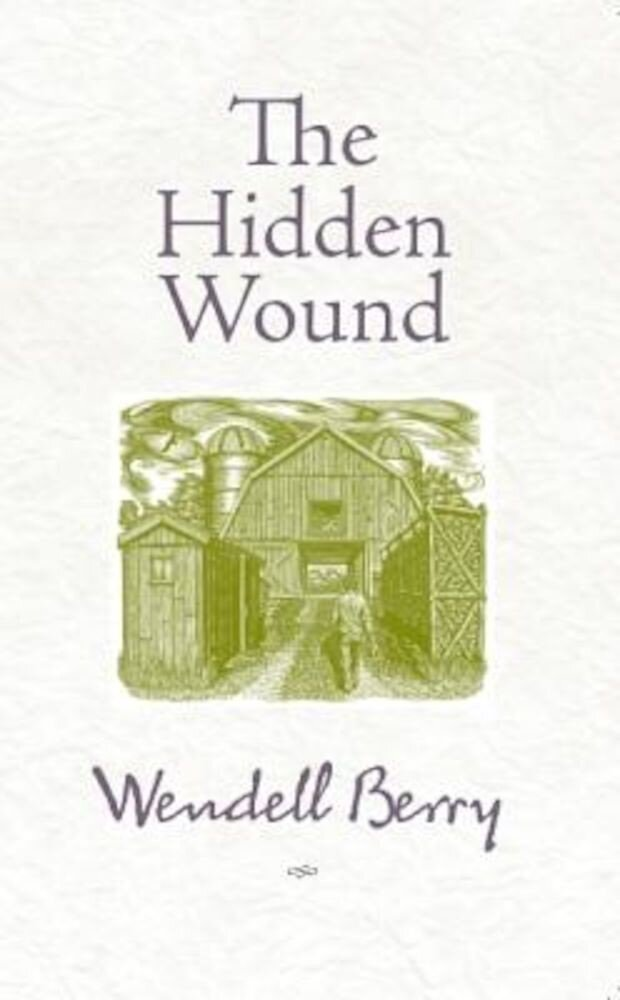 The Hidden Wound, Paperback
