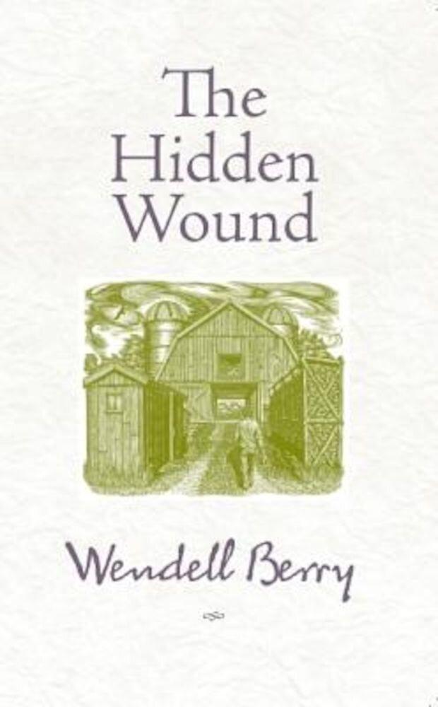 The Hidden Wound, Paperback