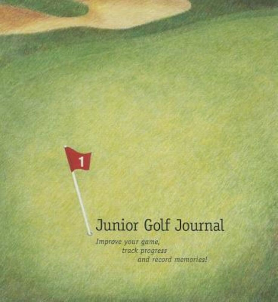 Junior Golf Journal, Hardcover