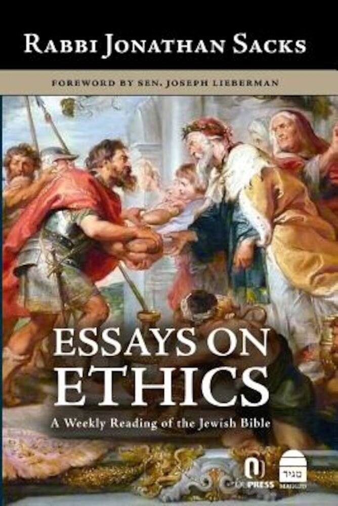 Essays on Ethics, Hardcover