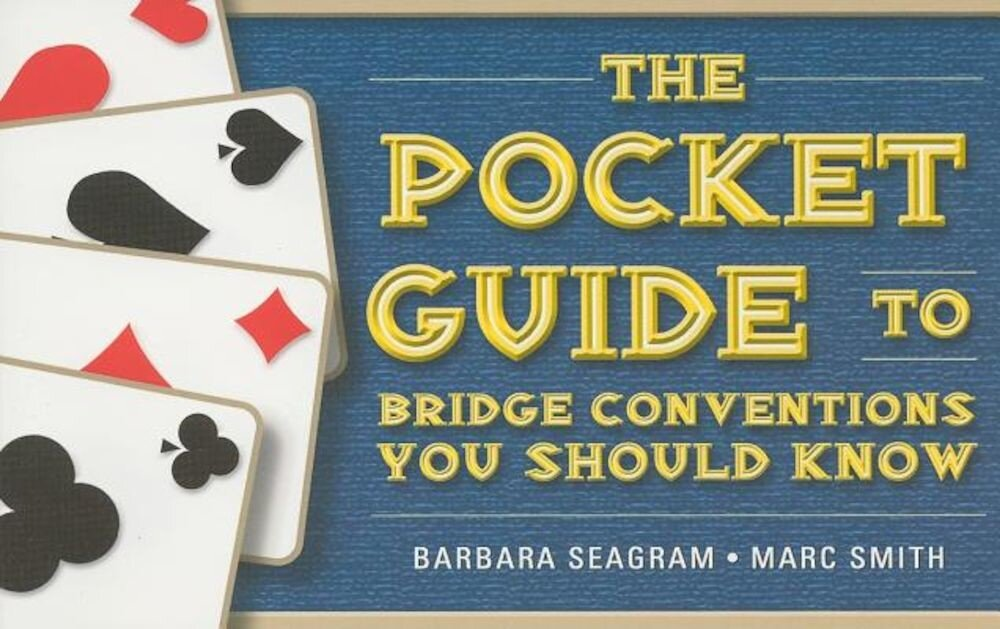 The Pocket Guide to Bridge Conventions You Should Know, Paperback