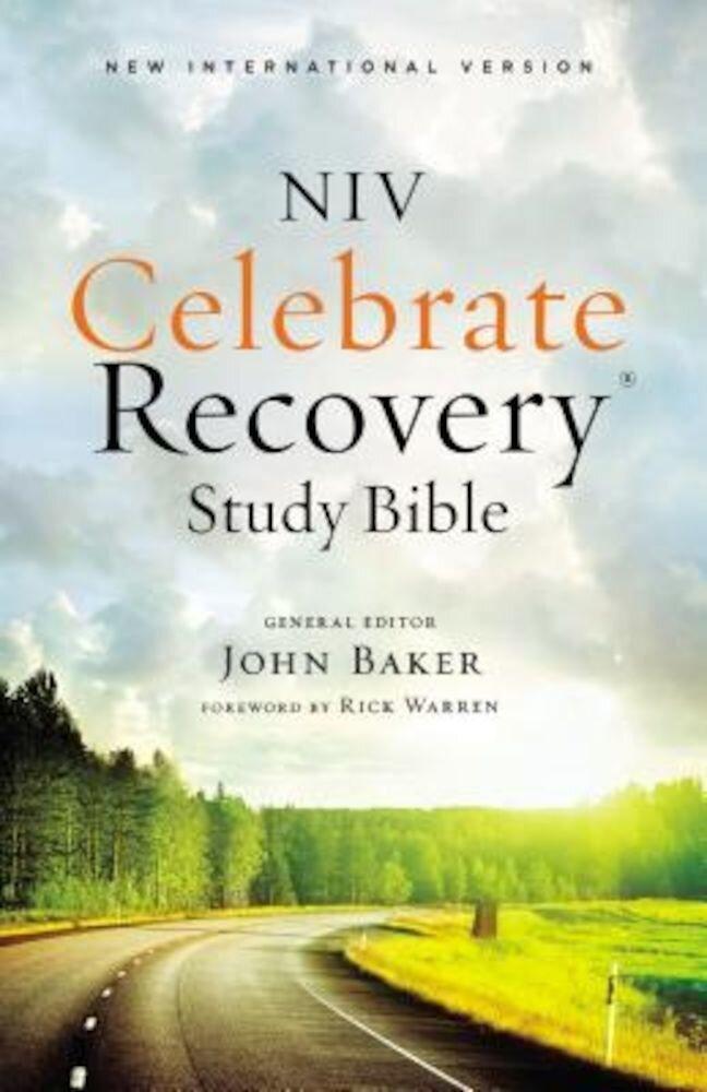 Celebrate Recovery Study Bible-NIV, Paperback