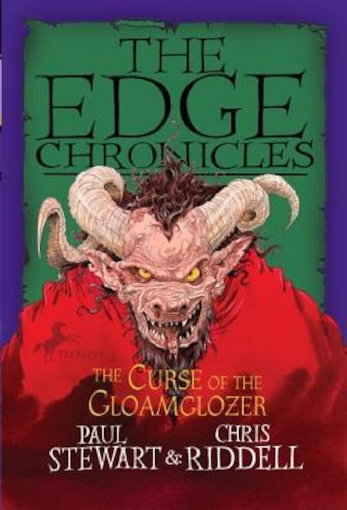 Edge Chronicles: The Curse of the Gloamglozer, Paperback