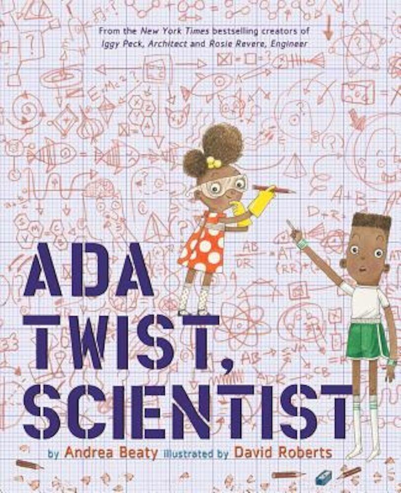 Ada Twist, Scientist, Hardcover