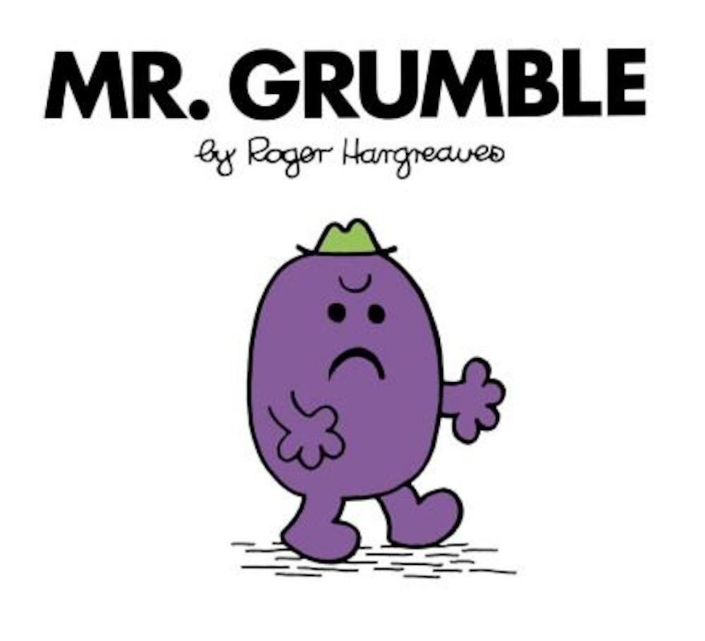 Mr. Grumble, Paperback