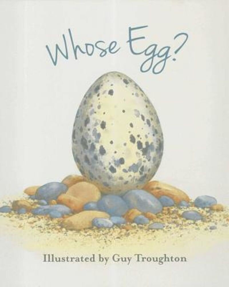 Whose Egg?, Hardcover