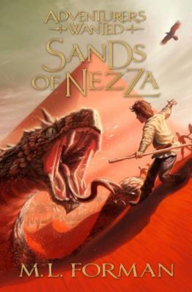 Sands of Nezza, Paperback