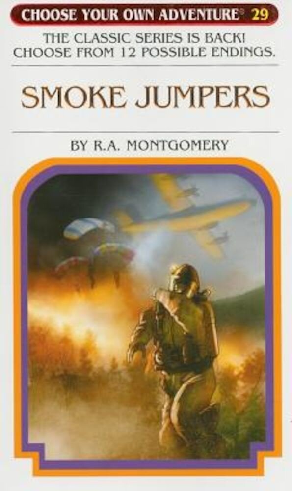 Smoke Jumpers, Paperback