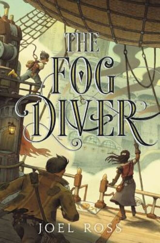The Fog Diver, Hardcover