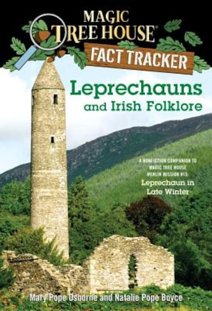 Leprechauns and Irish Folklore: A Nonfiction Companion to Leprechaun in Late Winter, Paperback