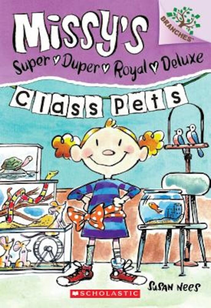 Class Pets, Paperback