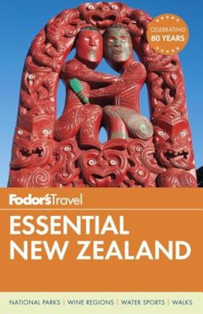 Fodor's Essential New Zealand, Paperback