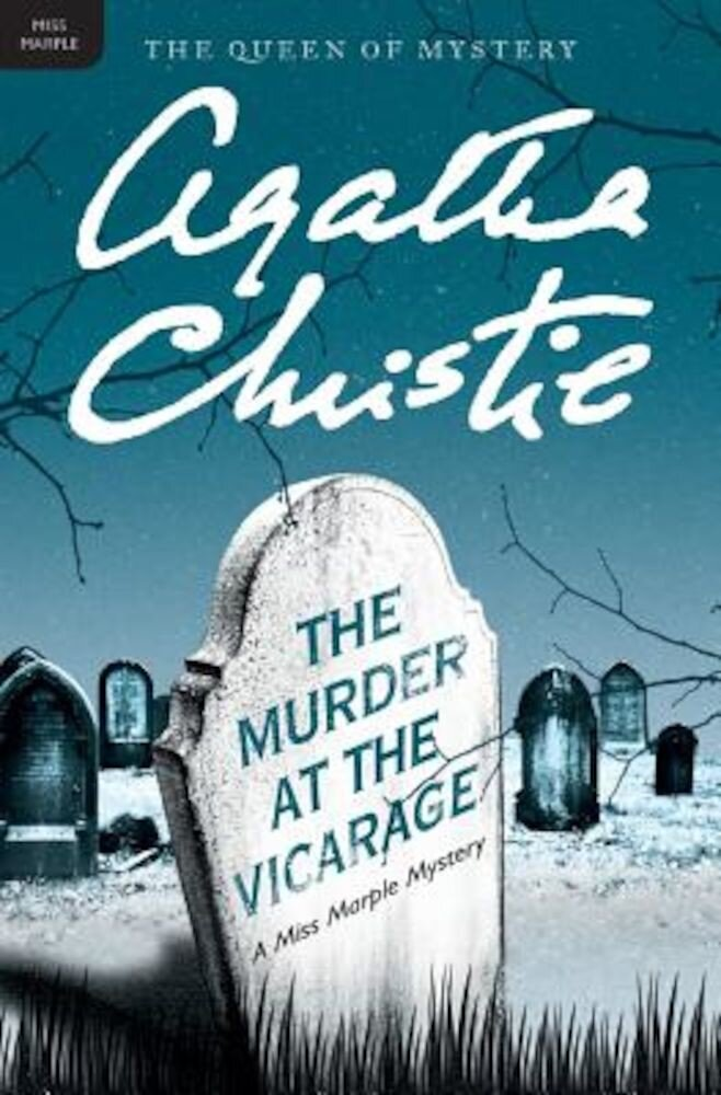 The Murder at the Vicarage, Paperback