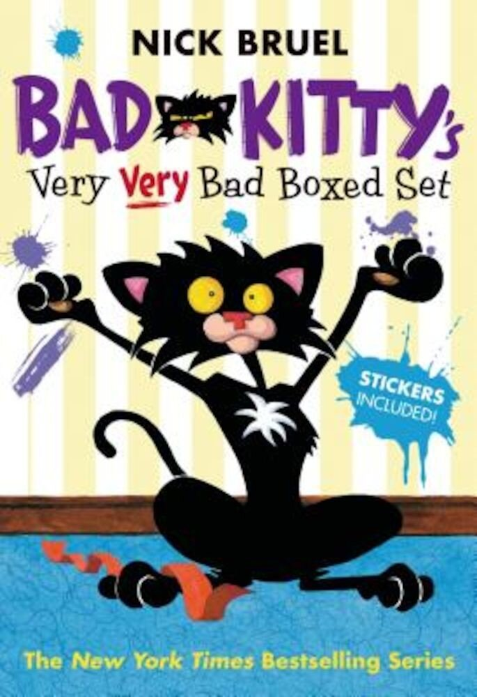 Bad Kitty's Very Very Bad Boxed Set, Paperback