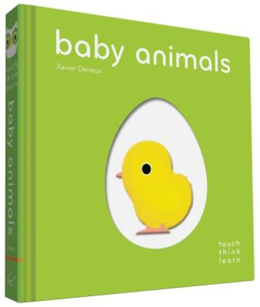 Touchthinklearn: Baby Animals, Hardcover