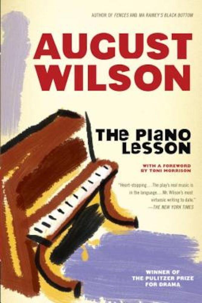 The Piano Lesson, Paperback