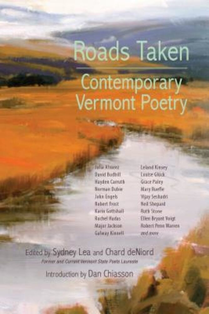 Roads Taken: Contemporary Vermont Poetry, Paperback