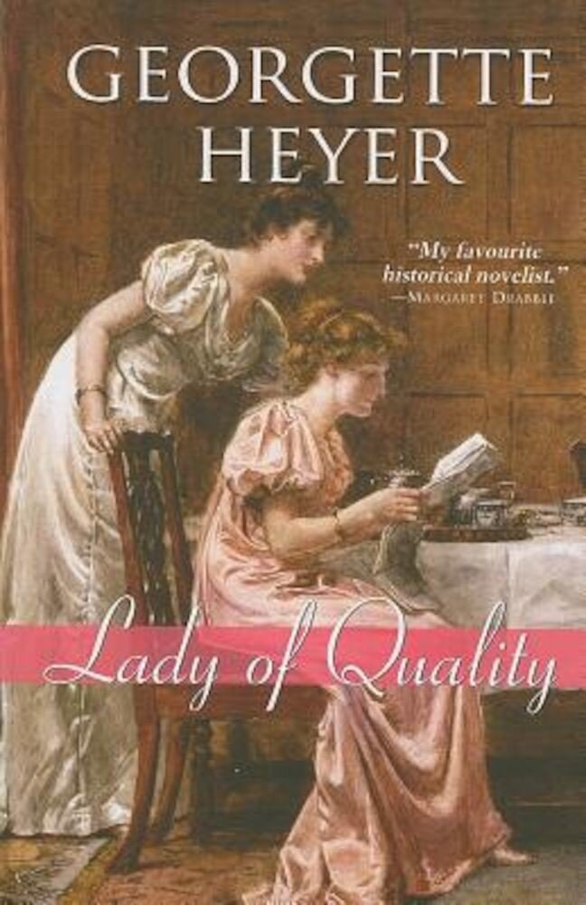Lady of Quality, Paperback