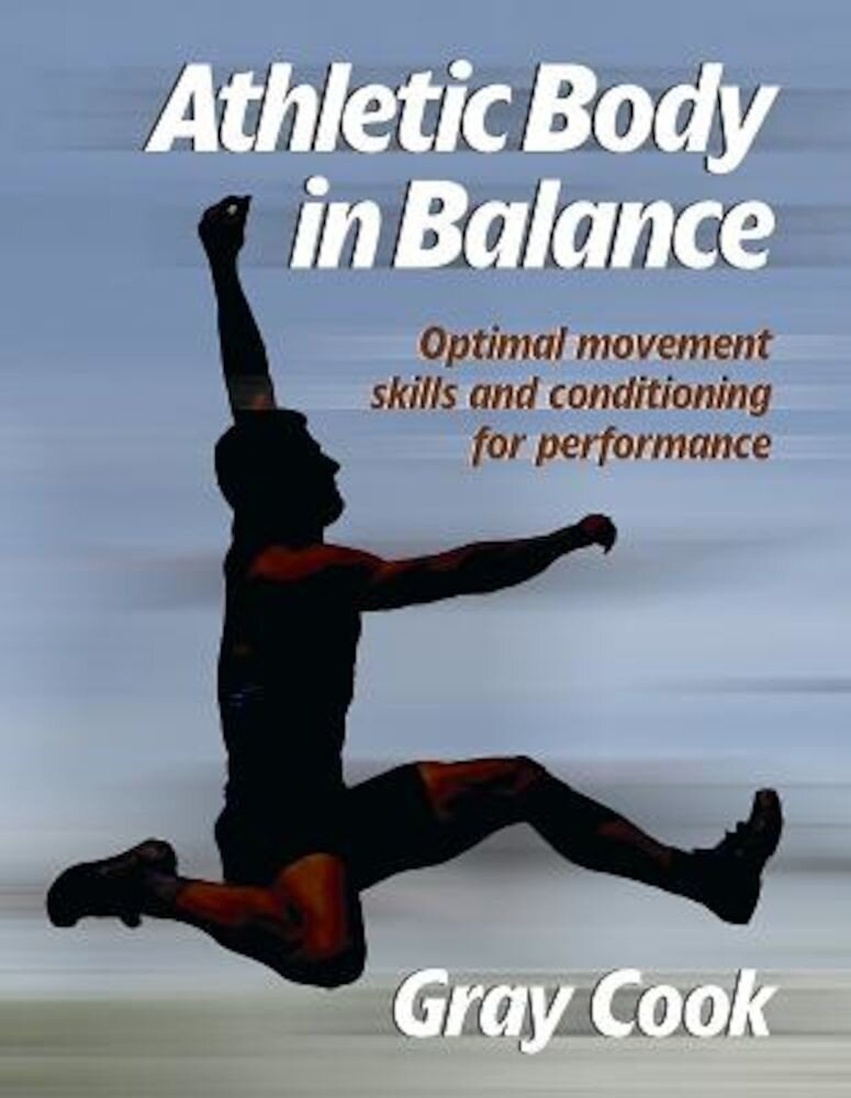 Athletic Body in Balance, Paperback