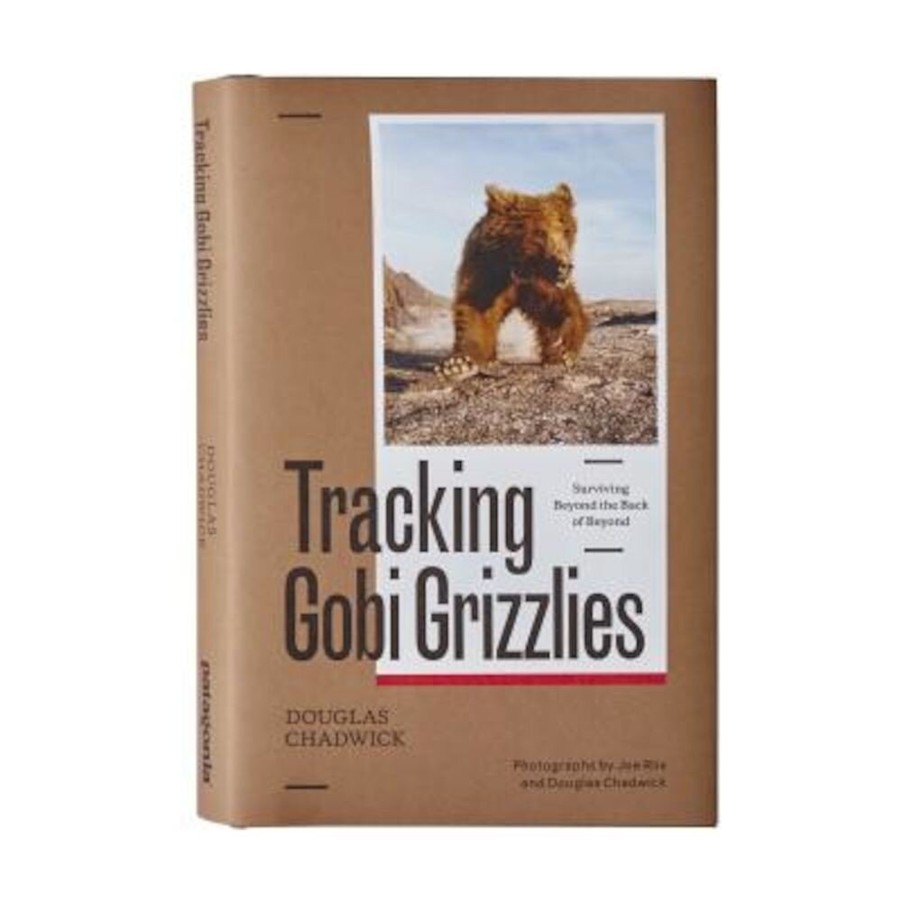 Tracking Gobi Grizzlies: Surviving Beyond the Back of Beyond, Hardcover
