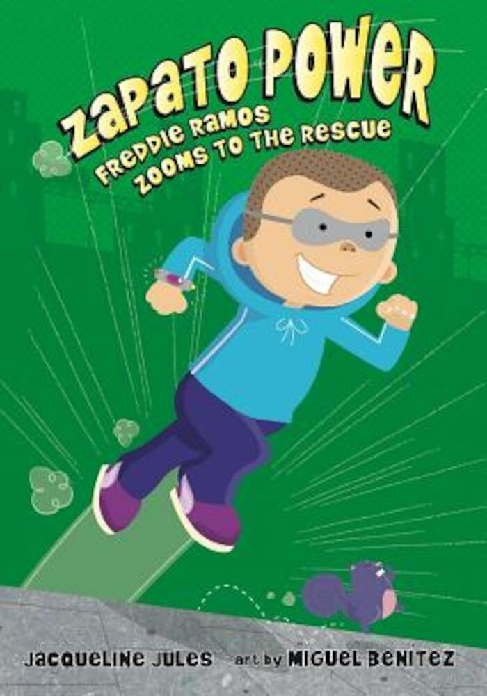 Freddie Ramos Zooms to the Rescue, Paperback