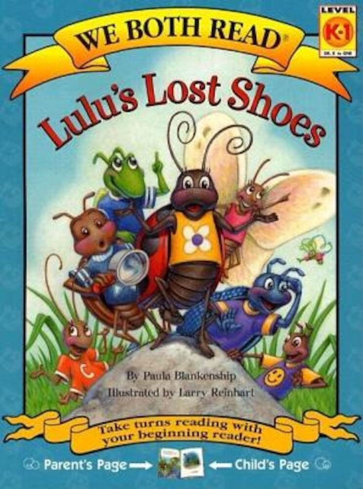 Lulu's Lost Shoes, Paperback