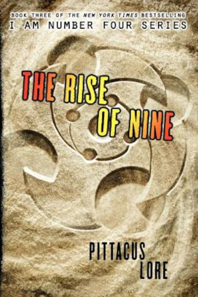 The Rise of Nine, Paperback