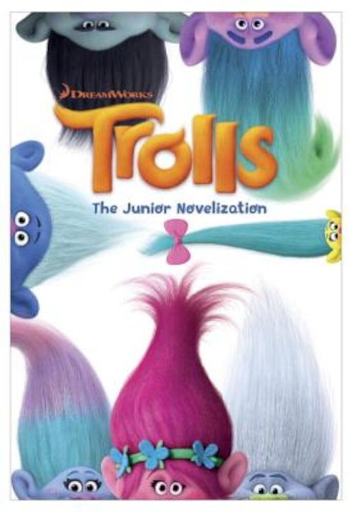 Trolls: The Junior Novelization, Paperback
