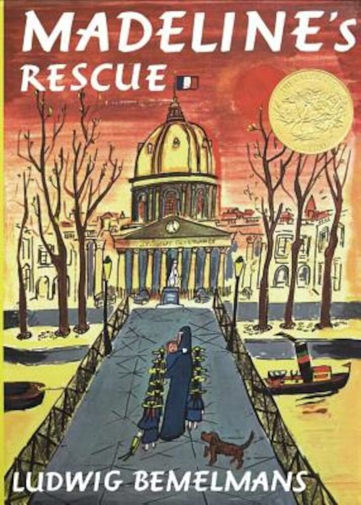 Madeline's Rescue, Hardcover