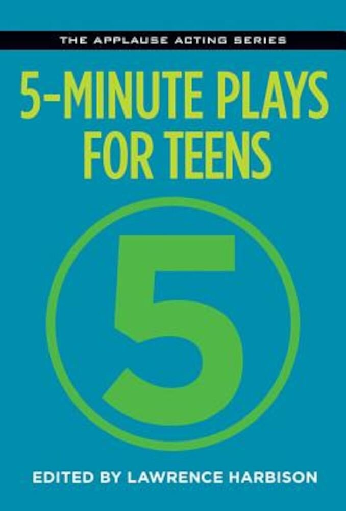 5-Minute Plays for Teens, Paperback