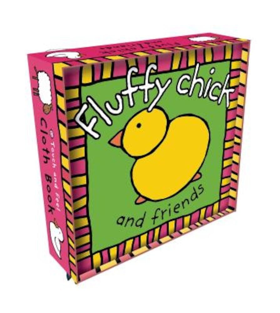 Fluffy Chick and Friends, Paperback