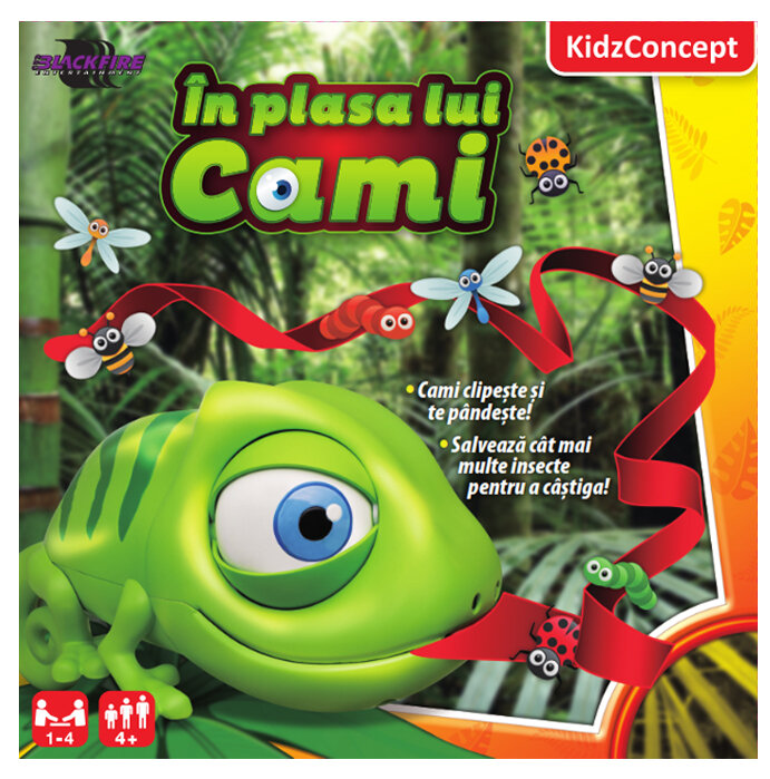 Joc In plasa lui Cami