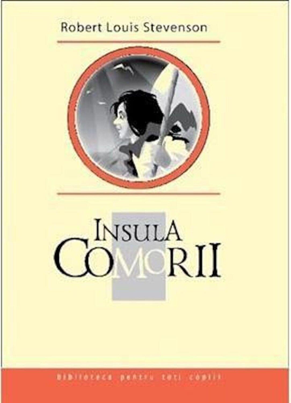 Robert Louis Stevenson - Insula Comorii - elefant.md