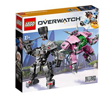 LEGO Overwatch, D.Va & Reinhardt