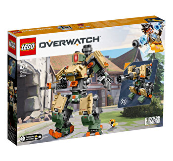 LEGO Overwatch, Bastion