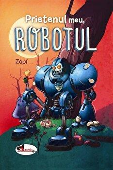 Prietenul meu robotul/Zapf