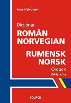 Dictionar roman-norvegian. Rumensk-norsk ordbok/Arne Halvorsen