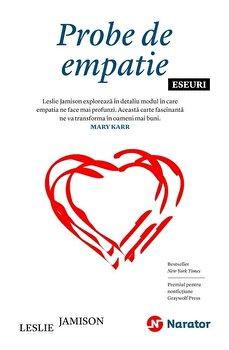 Probe de empatie/Leslie Jamison imagine elefant 2021